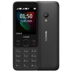 Nokia 150 - Dual Sim - 2.4 Inches - Bluetooth - FM Radio - Camera - Flash Light - Mp3 Player