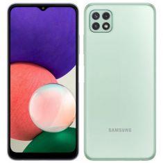 Samsung Galaxy A22 - 6.4 Inch - 64GB ROM - 4GB RAM - Dual Sim - 4G LTE - 48MP - 5000mAh - Fingerprint