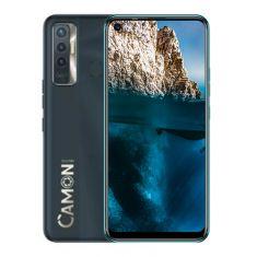 Tecno Camon 17 - 6.6 inch - 128GB ROM - 4GB RAM - Dual Sim - 4G LTE - 5000mAh - Fingerprint