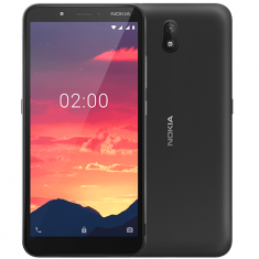 Nokia C2 - Dual - 16GB ROM - 1GB RAM - 4G LTE