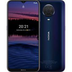 Nokia G20 - 6.52 Inches - 64GB ROM - 4GB RAM - Dual Sim - 4G LTE - 48MP - Fingerprint - 5050mAh