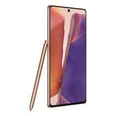 Samsung Note 20 - Hybrid Dual SIM - 256GB ROM - 8GB RAM - 4G LTE - 4300mAh - Fingerprint
