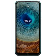Nokia X10 - 6.67 Inches HD+ -  5G - 128GB ROM - 6GB RAM - Hybrid Dual Sim - 48MP Camera - 4470mAh - Fingerprint